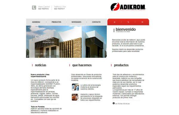 Adikrom.cl