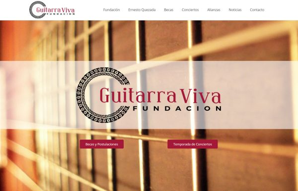 fundacionguitarraviva.cl